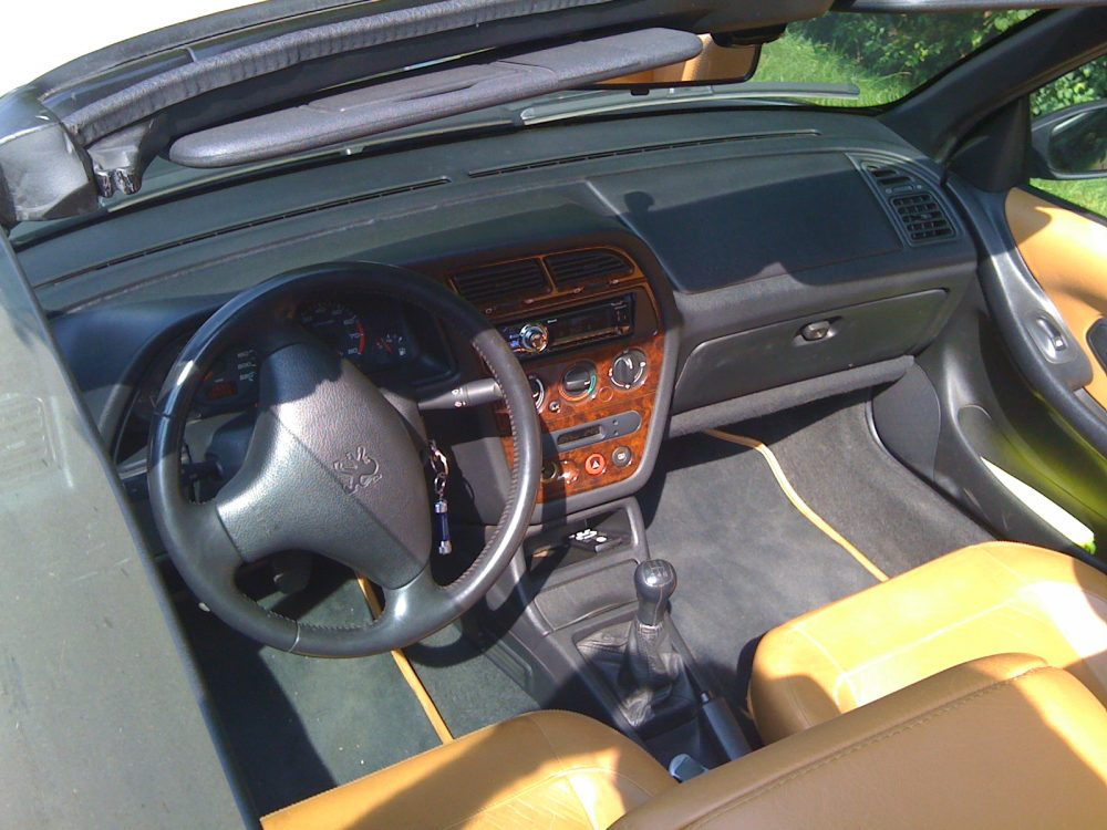 Peugeot 306 cabriolet