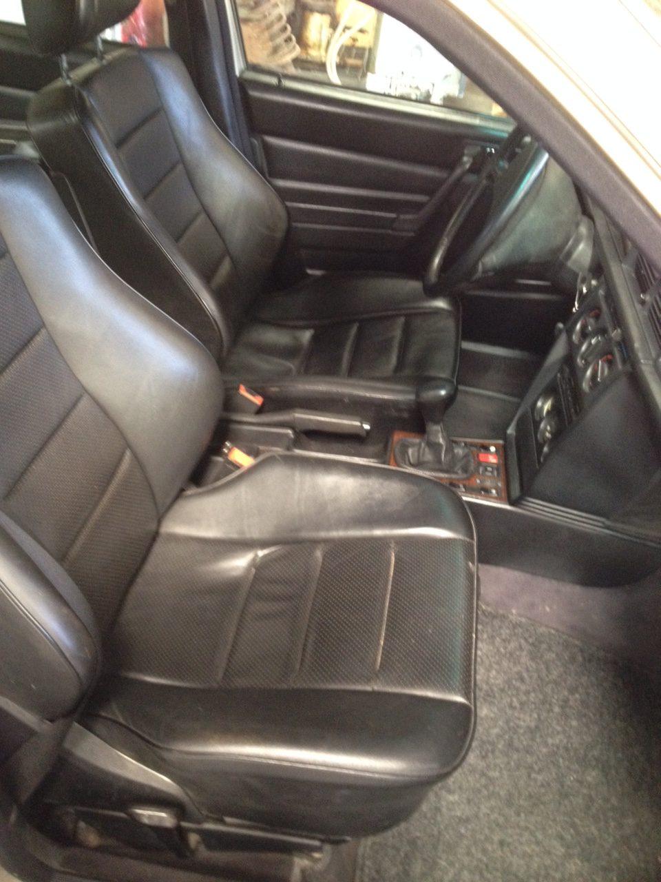 Mercedes 190 2.3 16s