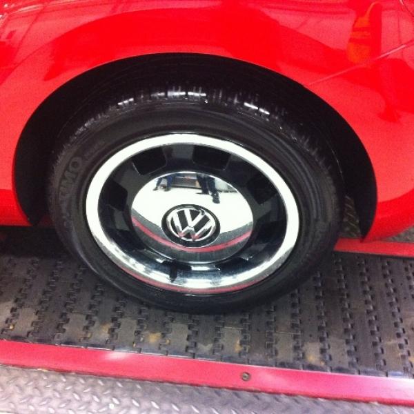 VW New Beetle