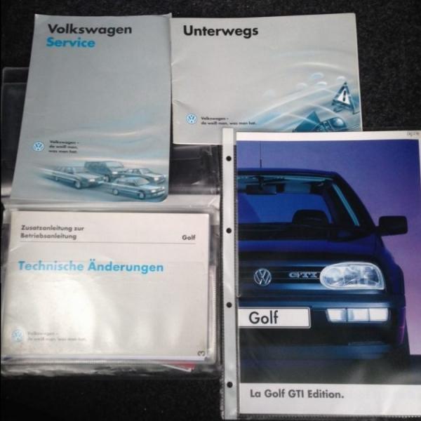 Golf GTI III Edition