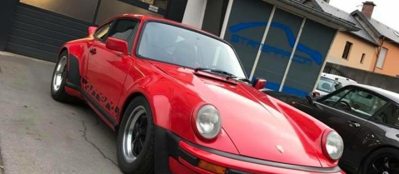 911 SC RSR